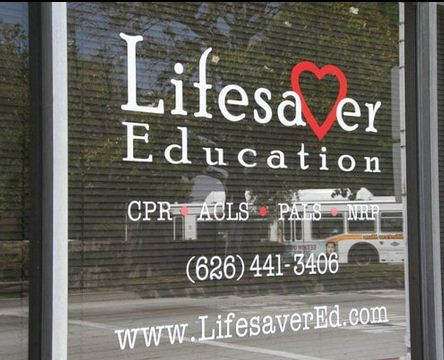Lifesaver Education Center In Los Angeles